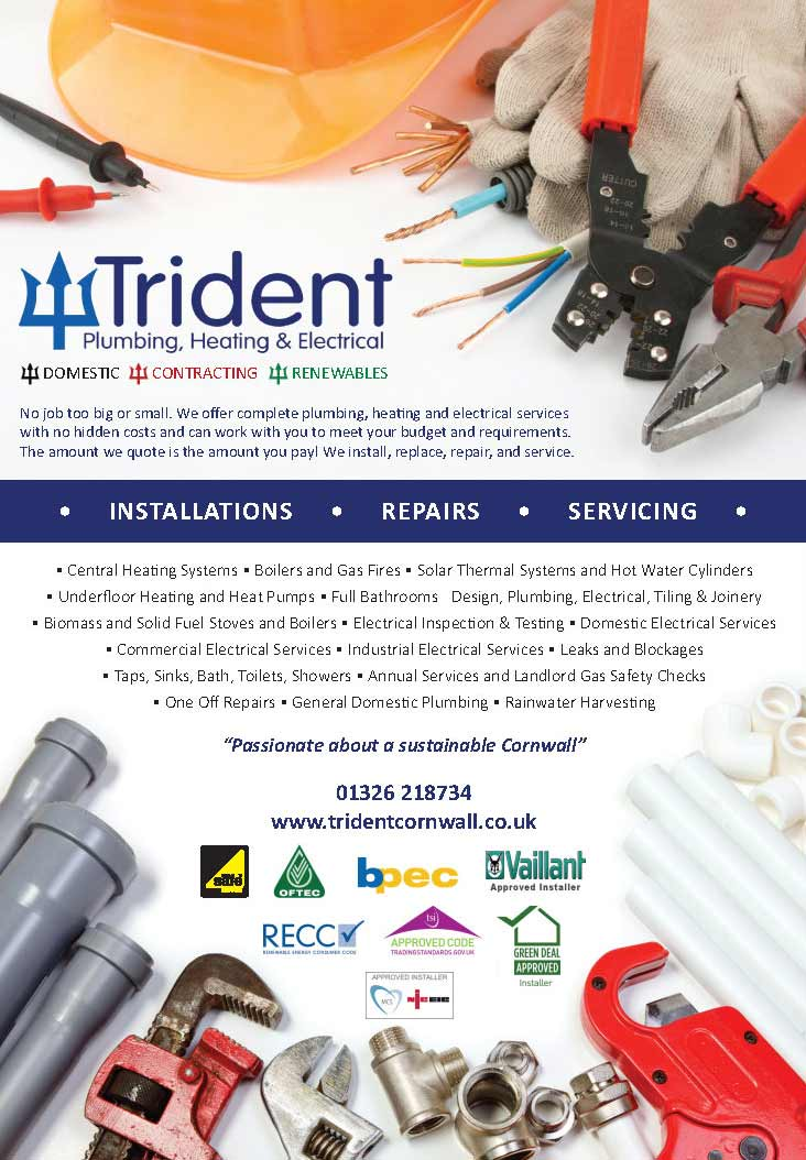 Trident Plumbing an Heating Servces